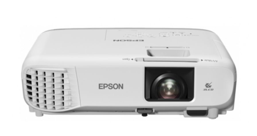 Small Short Throw Conference Projector